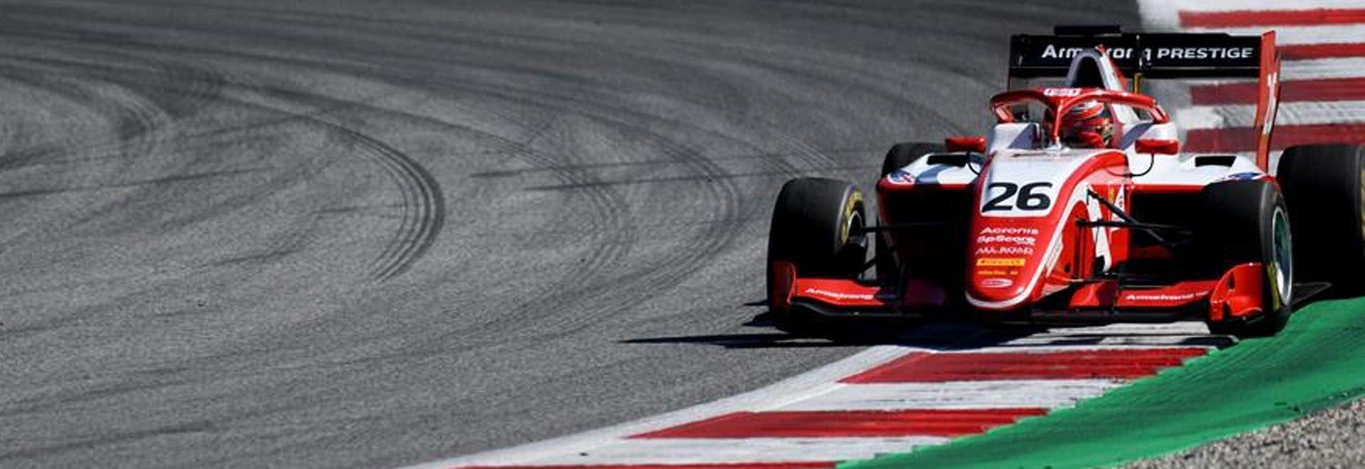 GP Gran Bretagna. Gara 1