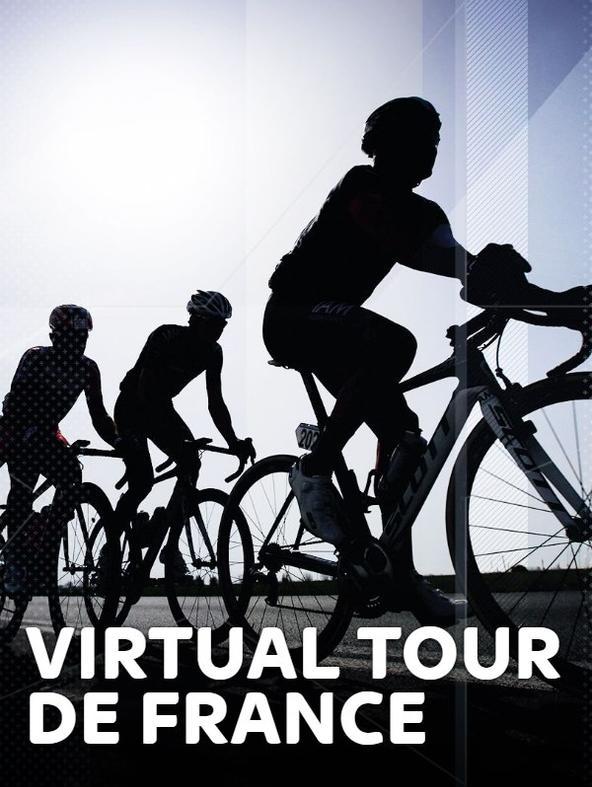 Ciclismo: Tour de France Virtuale