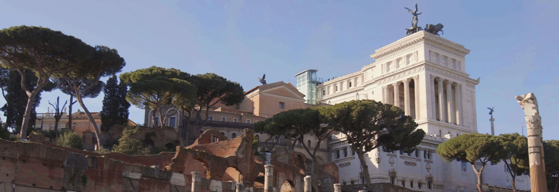 Sette meraviglie Roma