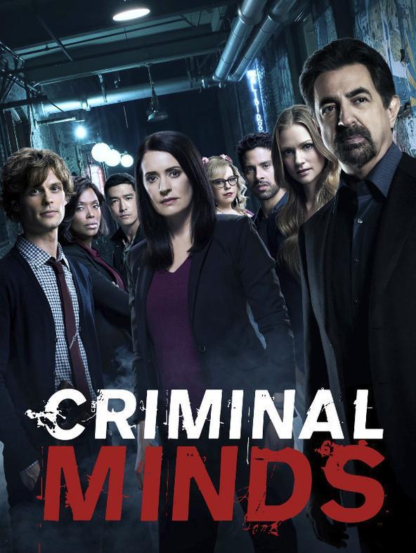 S13 Ep17 - Criminal Minds