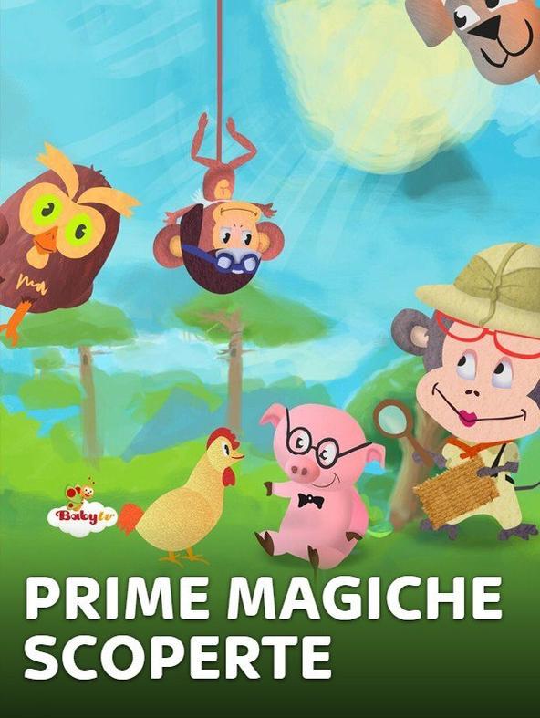 Prime magiche scoperte