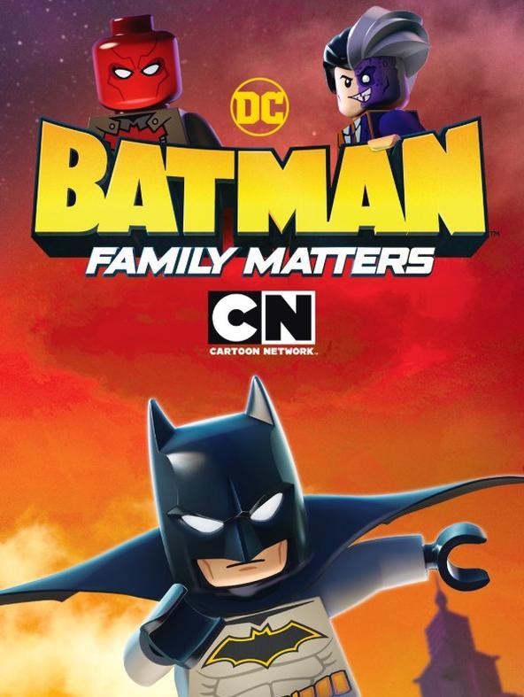 Lego DC: Batman e i problemi di famiglia