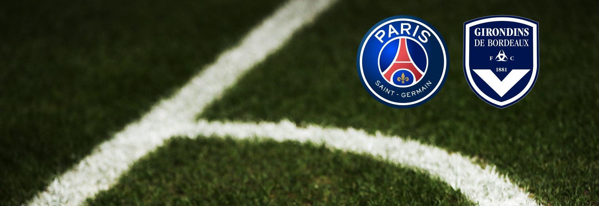 PSG - Bordeaux. 26a g.