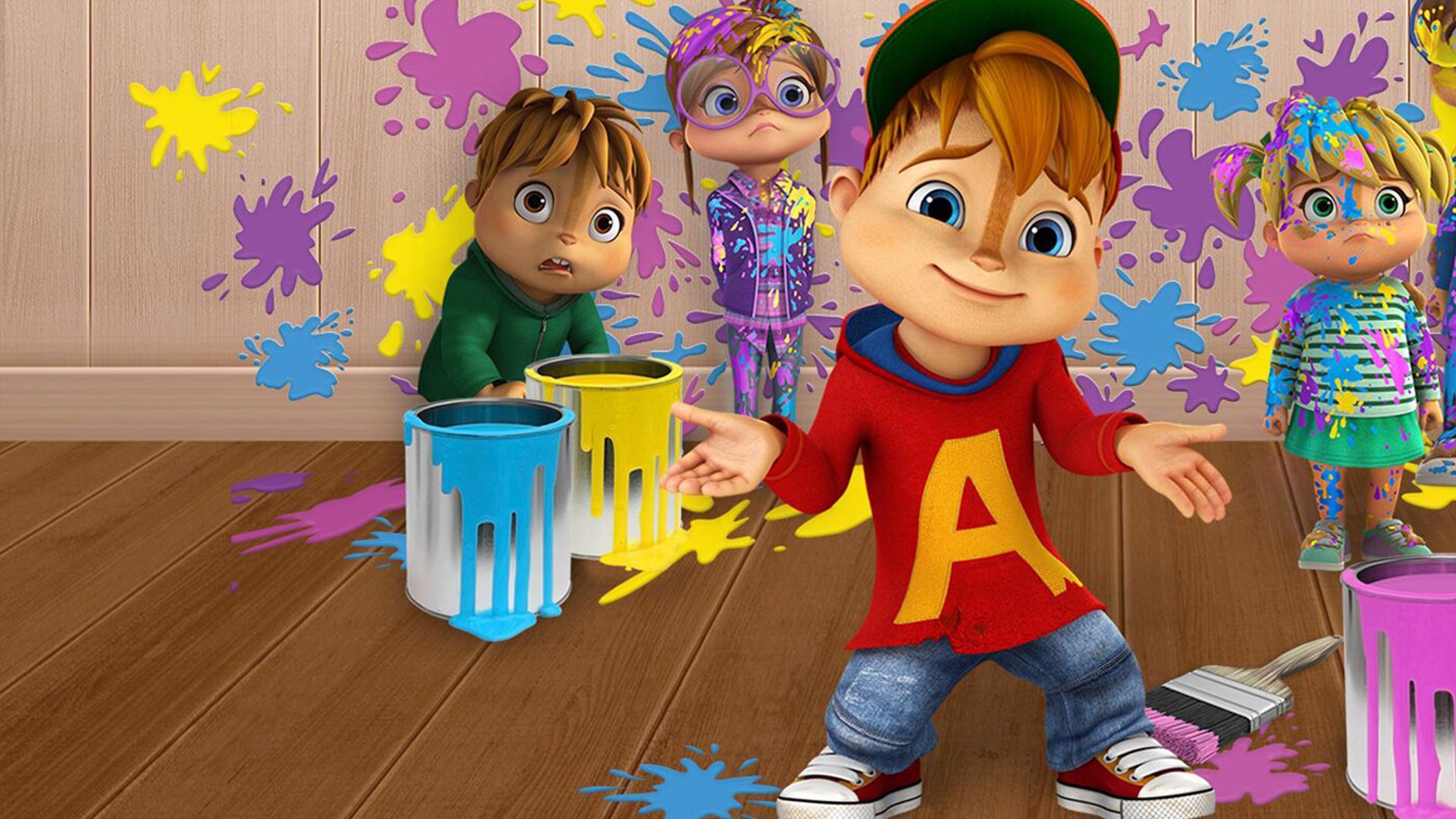 Nick Jr Alvinnn!!! And the Chipmunks
