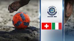 Svizzera - Italia. Regular Phase Nazarè 2021