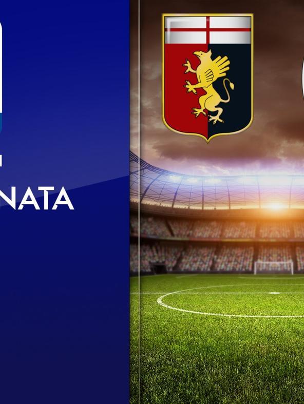 Genoa - Atalanta. 37a g.