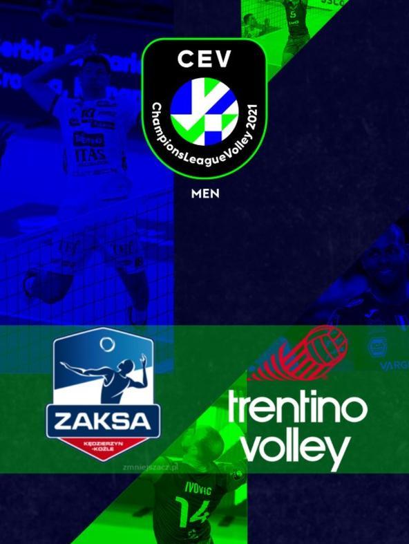 Kedzierzyn Kozle - Trentino. Finale