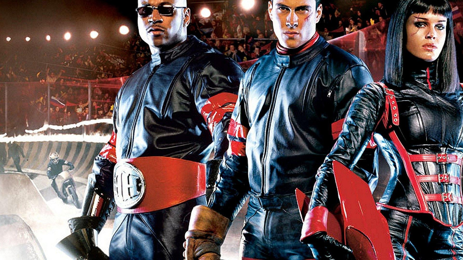 Sky Cinema Action HD Rollerball (2002)