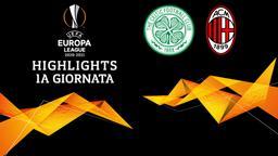 Celtic - Milan