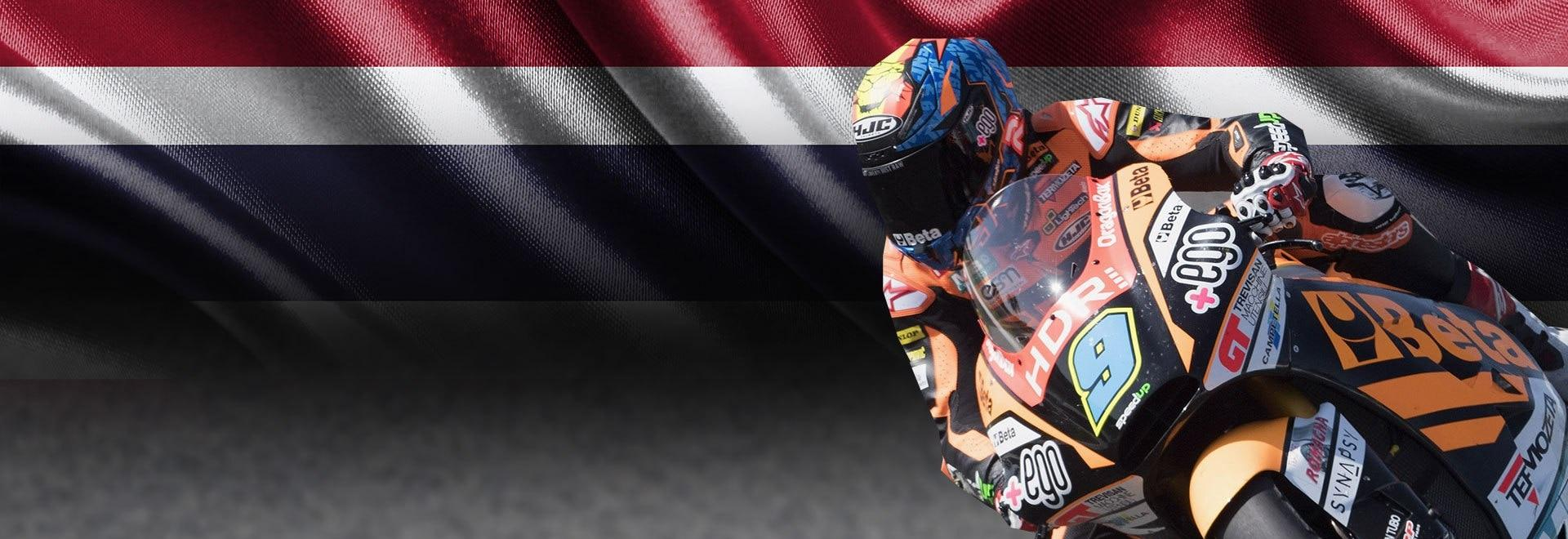 GP Thailandia. PL 1