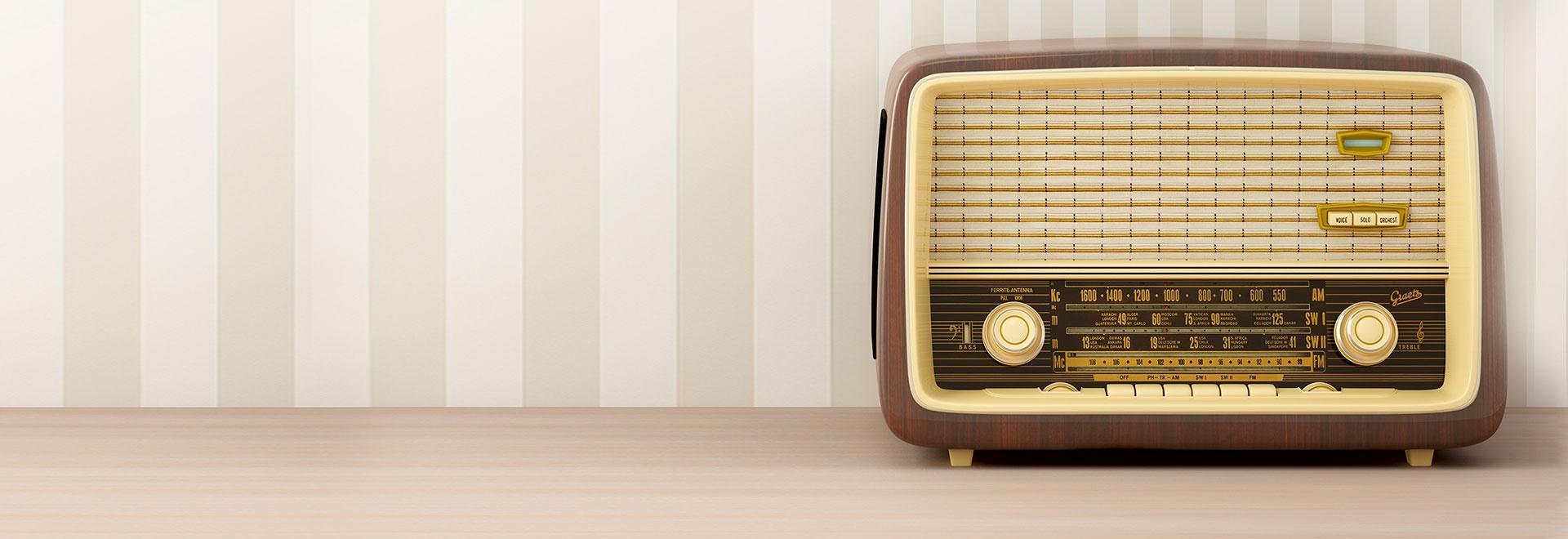 Riccardo Cucchi nativo radiofonico