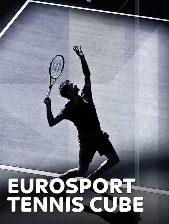 Tennis: Eurosport Tennis Cube
