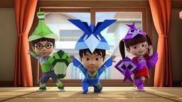 Origami Rangers