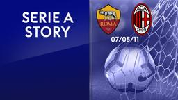 Roma - Milan 07/05/11. 36a g.