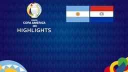 Argentina - Paraguay