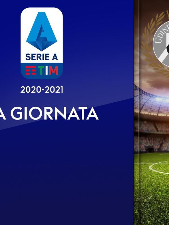 Udinese - Roma   (diretta)