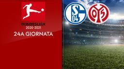 Schalke - Mainz. 24a g.