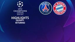 Paris - Bayern Monaco