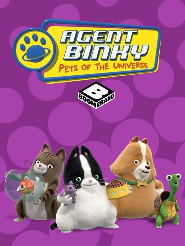 Binky Agente Segreto