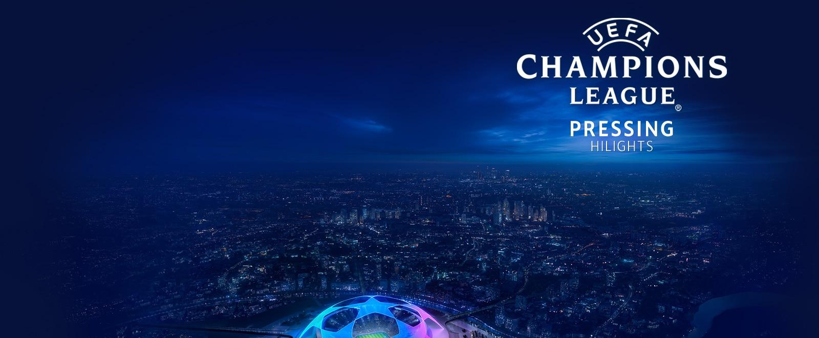 Highlights champions league-'20