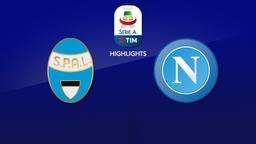 Spal - Napoli
