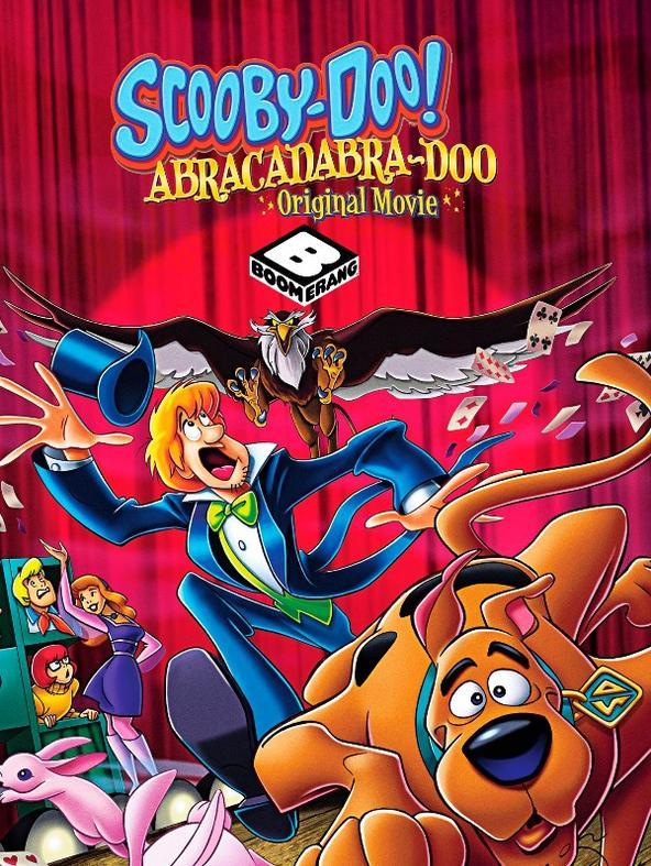 Scooby Doo! Abracadabra-Doo