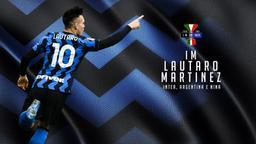 I M Lautaro Martinez