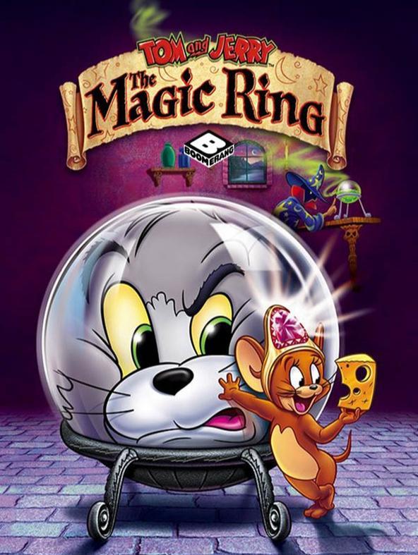 Tom & Jerry e l'anello Magico