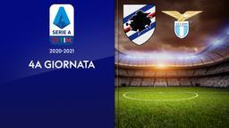 Sampdoria - Lazio. 4a g.