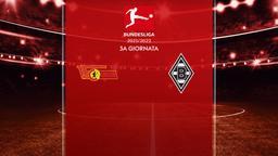 Union Berlino - Borussia Moenchengladbach