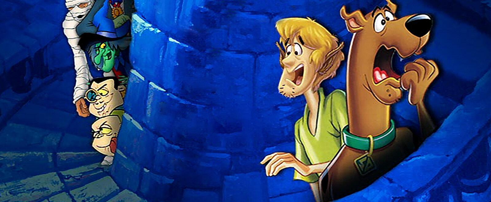 Scooby - Doo e il lupo mannaro riluttante