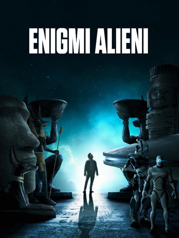 Enigmi alieni-Buchi neri sulla Terra?