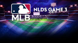 NLDS Game 3