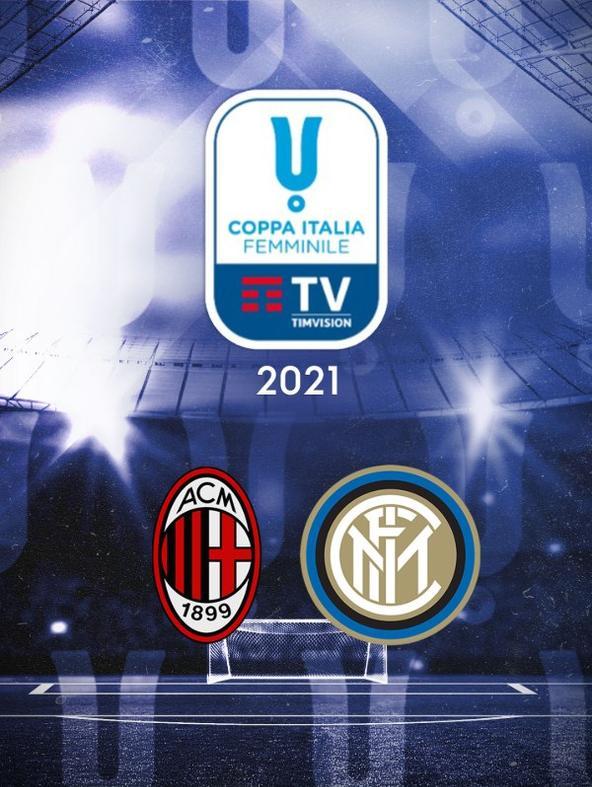 Milan - Inter. Semifinale Ritorno