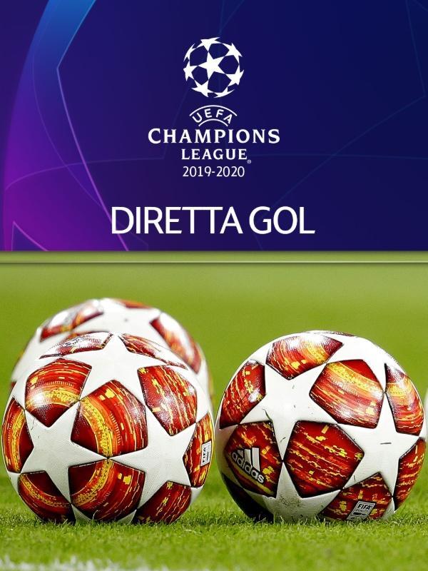 Diretta Gol Champions League Stagione 2019 Sky