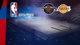 Houston - LA Lakers