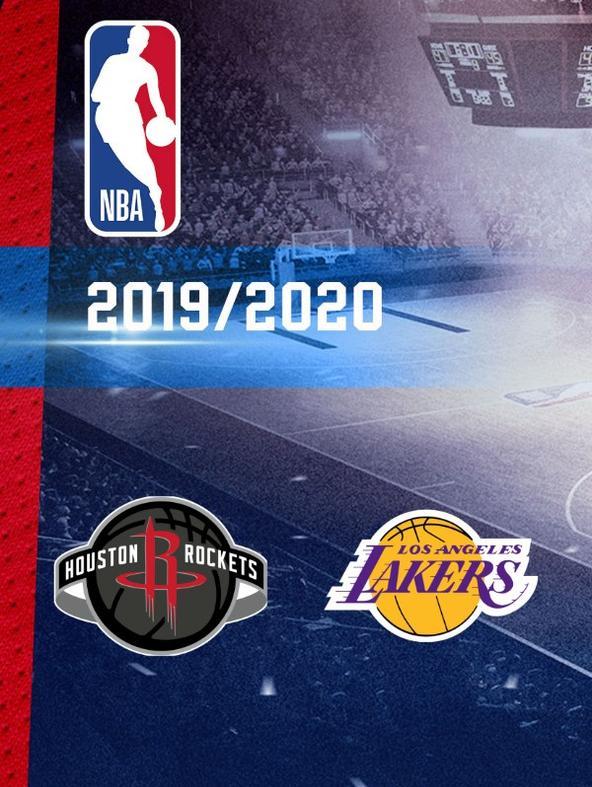 NBA: Houston - LA Lakers  (diretta)