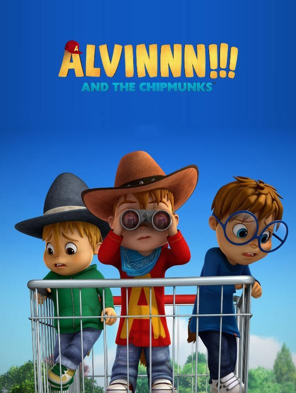 S2 Ep5 - Alvinnn!!! e i Chipmunks