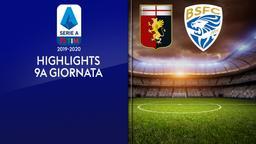 Genoa - Brescia