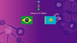 Brasile - Kazakistan