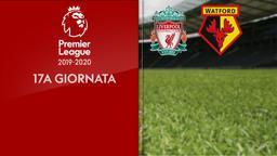 Liverpool - Watford. 17a g.