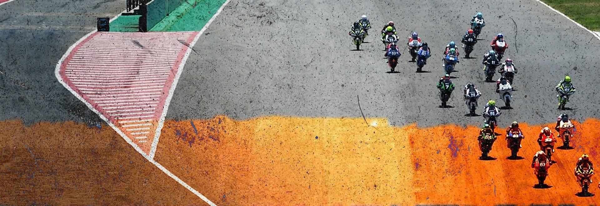GP Barcellona: Moto2. Race 1
