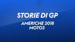 Americhe 2018. Moto3