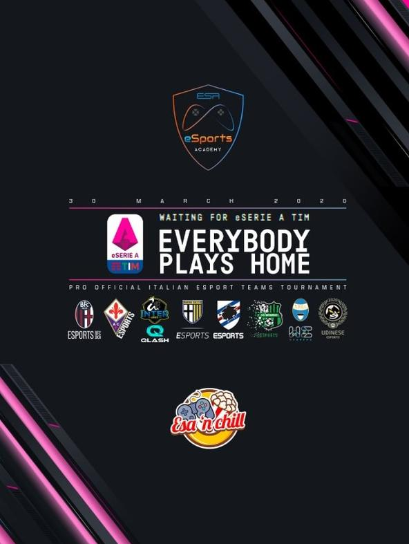 Sky eSport - Everybody Plays Home