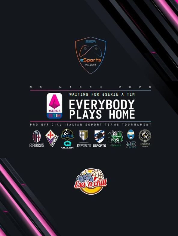 Sky eSport - Everybody Plays Home