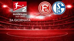 Fortuna D. - Schalke