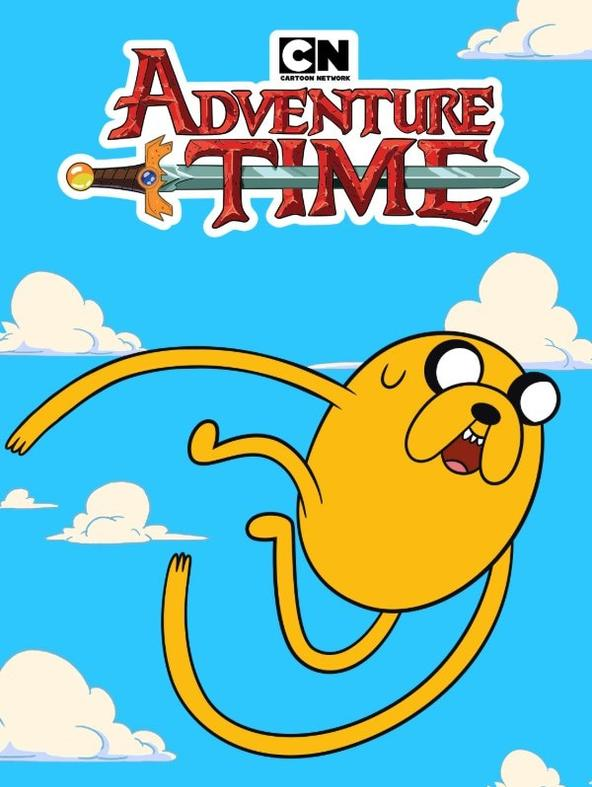 S3 Ep32 - Adventure Time