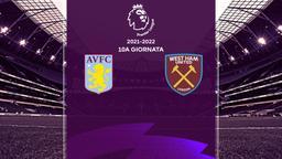 Aston Villa - West Ham United