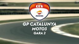 GP Catalunya: Moto3. Gara 2
