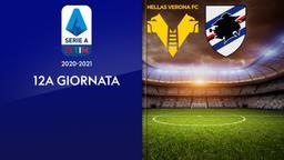 Verona - Sampdoria. 12a g.